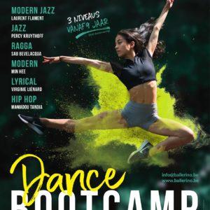 Zomer dansstages, Bootcamp & Ballet Intensive