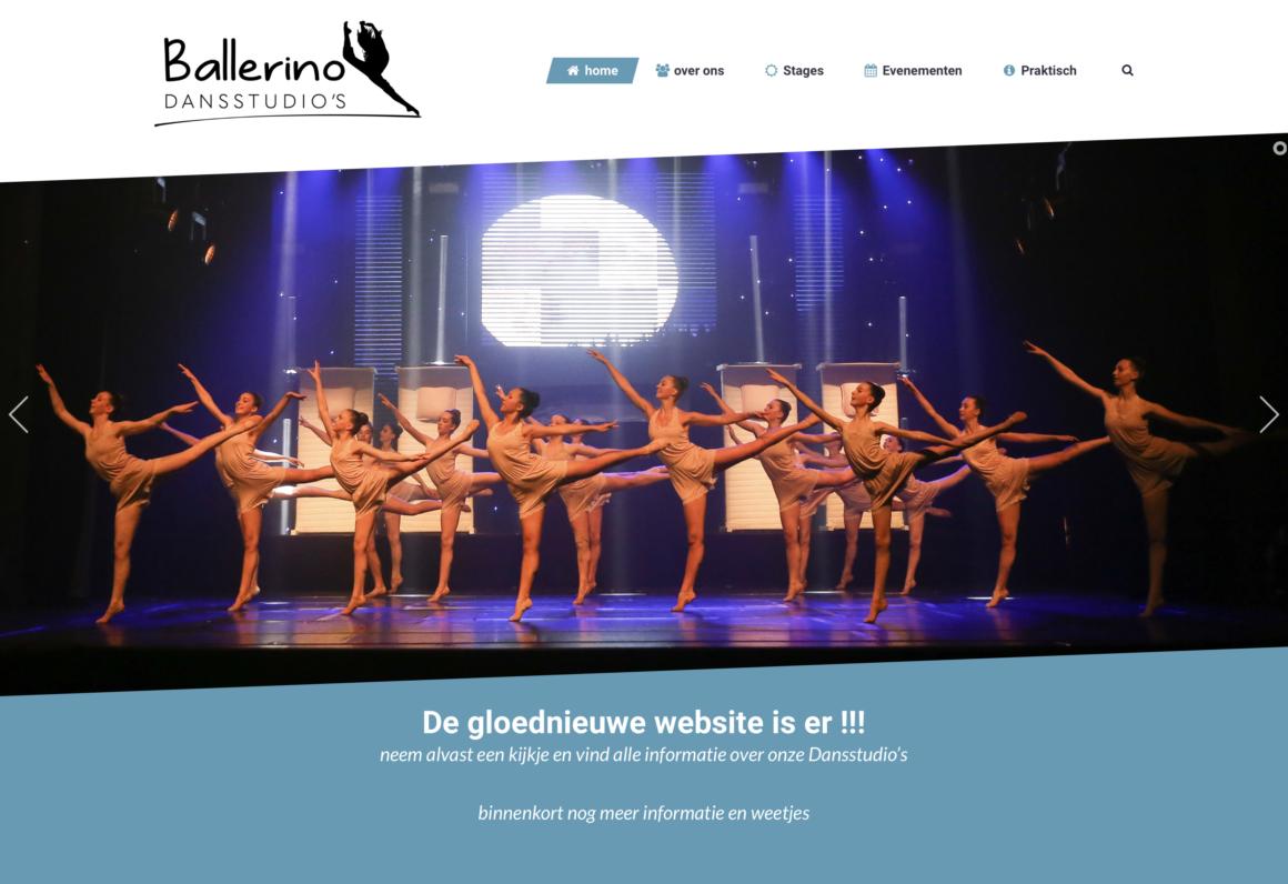 Gloednieuwe website is er !!!