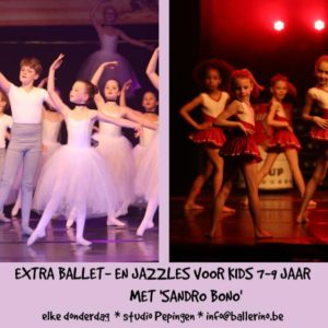 EXTRA BALLET- EN JAZZLES
