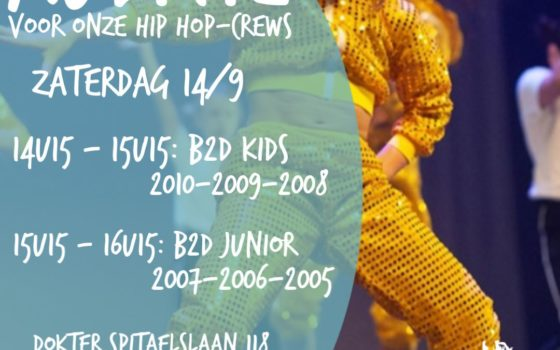 AUDITIE HIPHOP CREWS