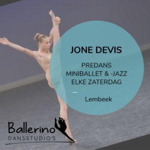 MINIBALLET & JAZZ LEMBEEK