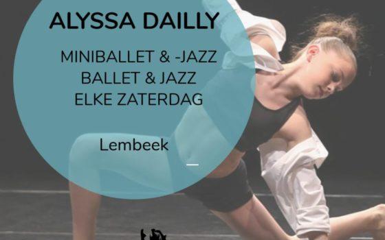 BALLET & JAZZ LEMBEEK