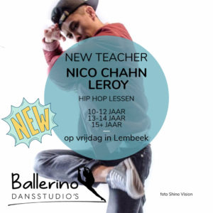 NEW TEACHER HIP HOP