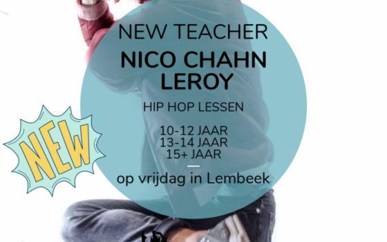 NEW TEACHER HIP HOP