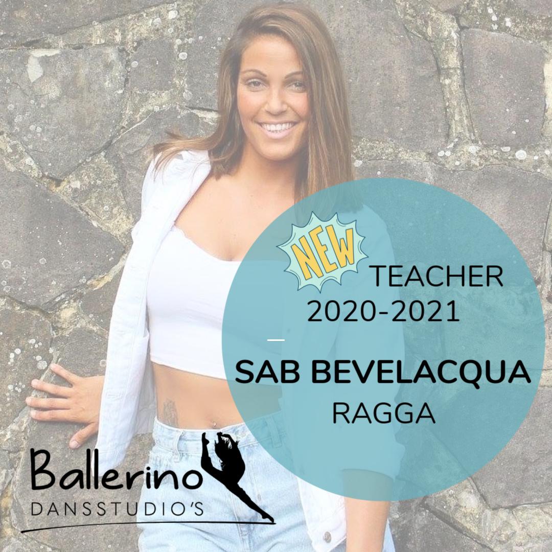 NEW TEACHER – RAGGA