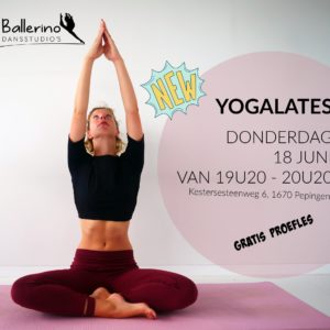 NEW YOGALATES